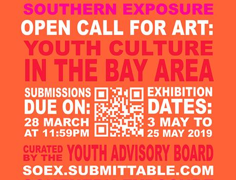 Call for Artists: SoEx's Youth Advisory Board Juried Show