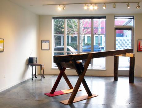 Ping Pong Gallery Now Romer Young Gallery