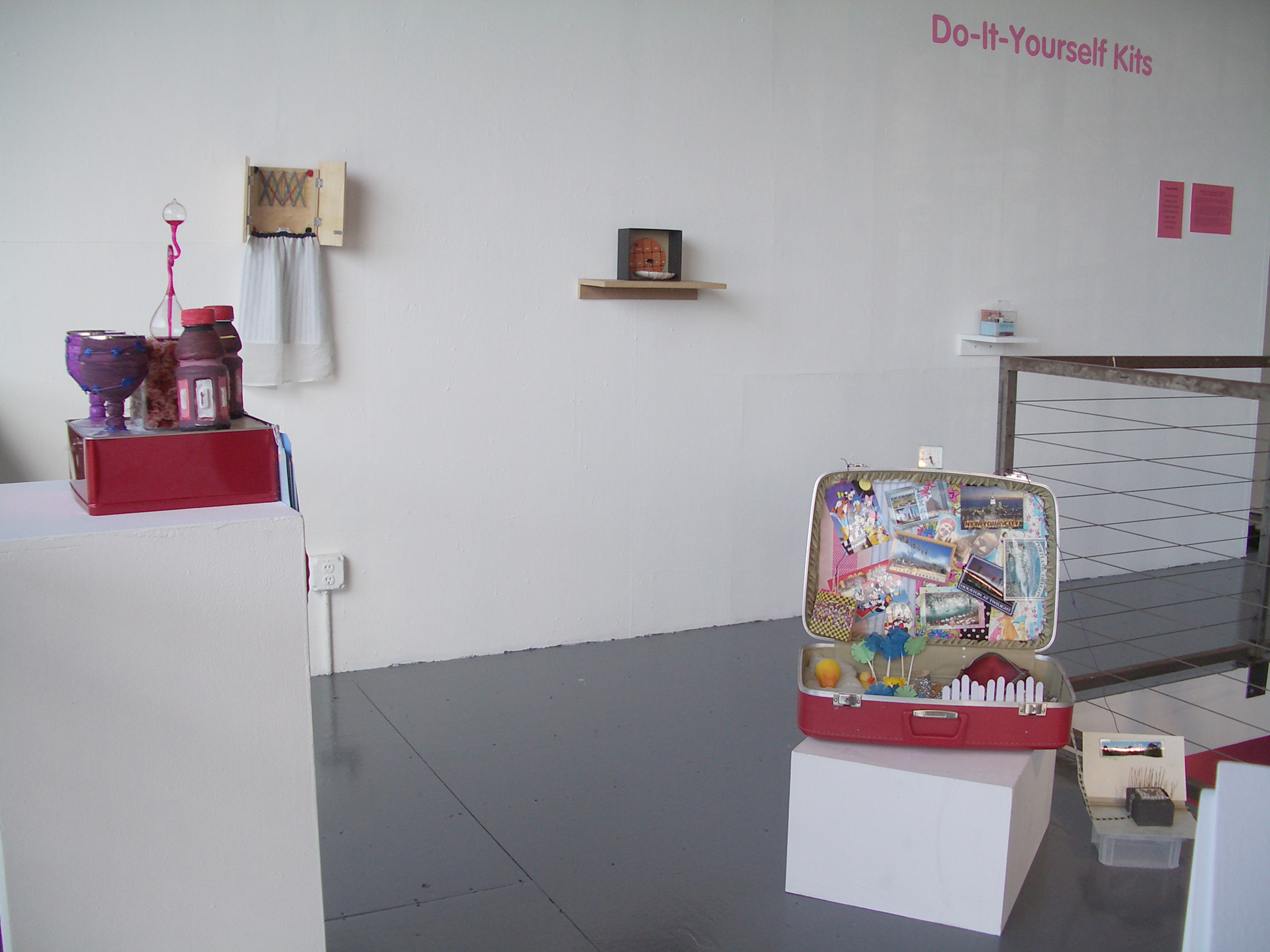 Do it yourself kits aie exhibition southern exposure do it yourself kits aie exhibition solutioingenieria Choice Image